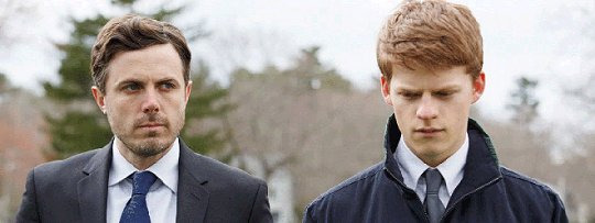 Casey Affleck, Lucas Hedges